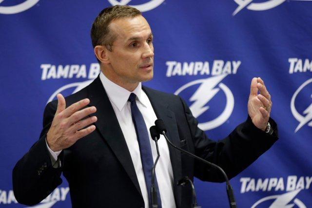 Le directeur général du Lightning de Tampa Bay,... (Photo Chris O'Meara, AP)
