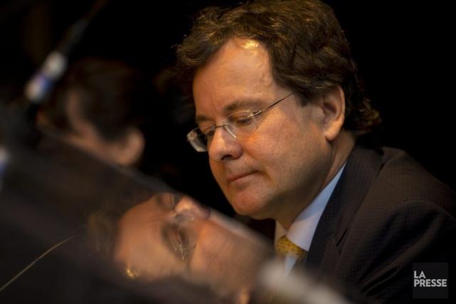 Le ministre de la Justice Bertrand St-Arnaud (PQ)... (Photo André Pichette, La Presse)