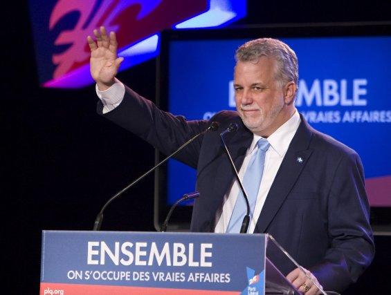 L'électorat a condamné le tour de passe-passe référendaire... (Photo Clément Allard, La Presse Canadienne)