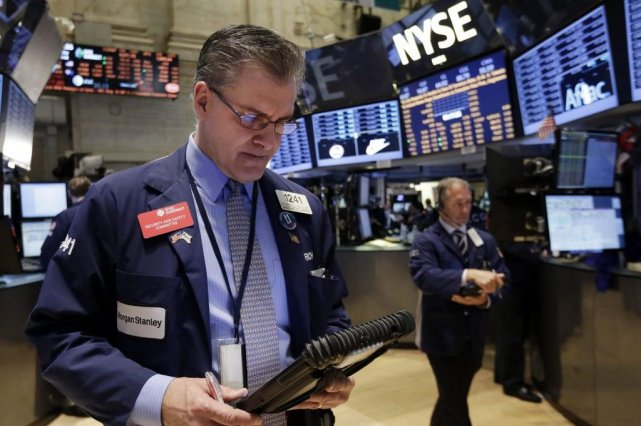 Le marché essaie de reprendre son élan «après... (Photo Richard Drew, AP)