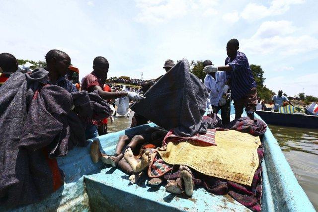 Après le drame survenu le 22 mars, «109... (Photo Edward Echwalu, Reuters)