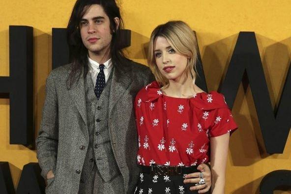 Peaches Geldof et son mari Thomas Cohen à... (Photo: archives Reuters)