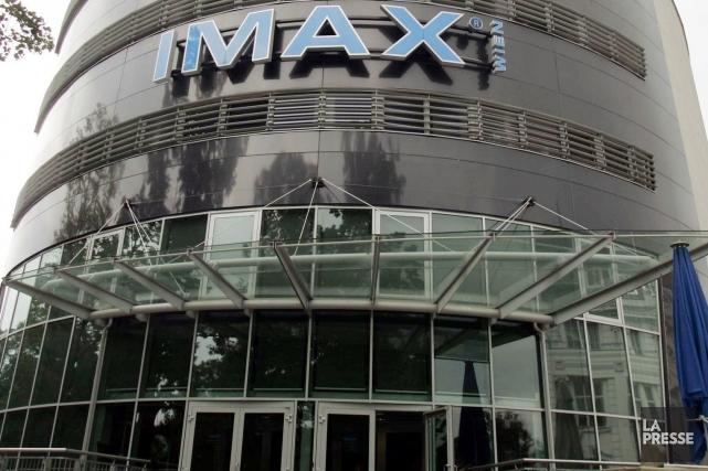 Un cinéma Imax... (Photo RONALD ZAK, Archives AP)