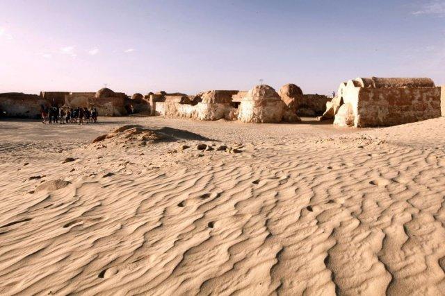 Le ministère du Tourisme tunisien s'est uni à... (Photo NOUR Noor, AFP)