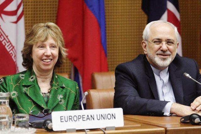 Mohammad Javad Zarif, le ministre iranien des Affaires... (PHOTO HEINZ-PETER BADER, REUTERS)