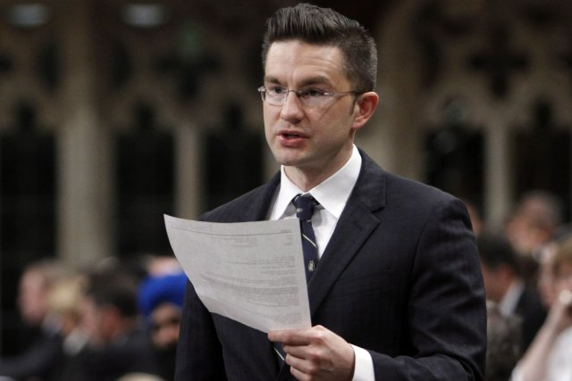 Le ministre d'État à la Réforme démocratique, Pierre... (Photo Fred Chartrand, La Presse Canadienne)