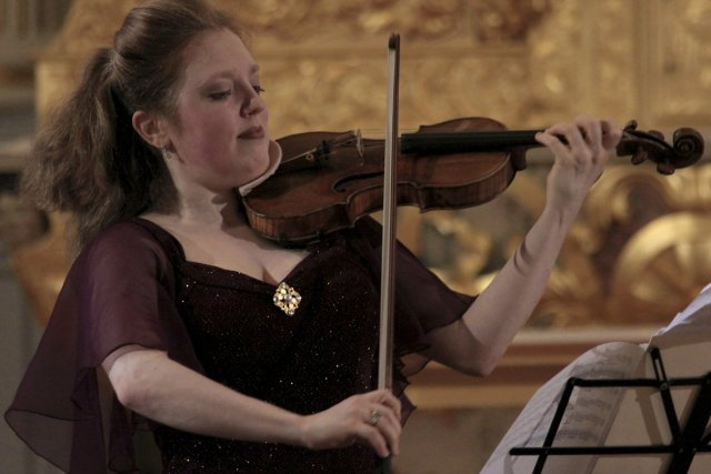 Parce qu'il n'y a pas que le classique... (Photo: fournie par Baptiste Grison, archives Festival de Lanaudière)