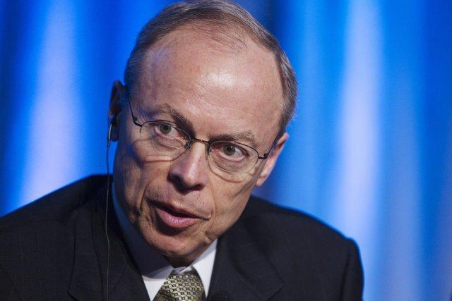 Robert Card,président et chef de la direction de... (Photo CHRISTINNE MUSCHI, Reuters)
