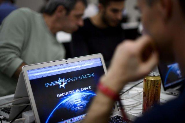 Les brèches dans la sécurité informatique coûtent cher aux entreprises qui sont... (Photo Fabrice Coffrini, AFP)