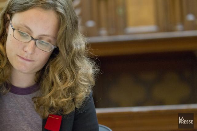 La présidente de la FECQ, Éliane Laberge, souhaite... (Photo: Ivanoh Demers, archives La Presse)