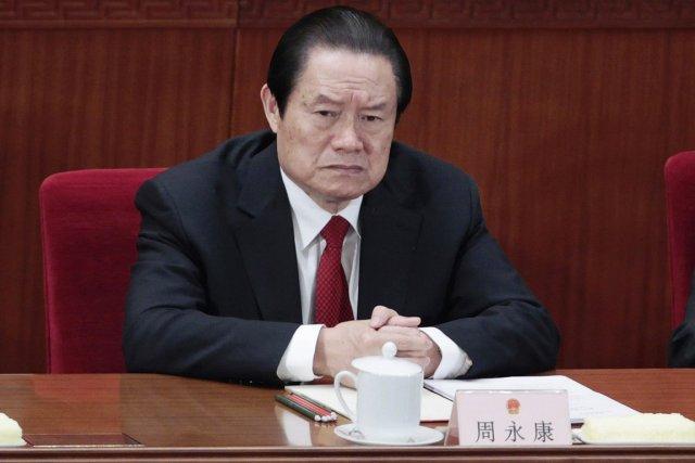 Zhou Yongkang n'a pas été vu en public... (PHOTO JASON LEE, ARCHIVES REUTERS)