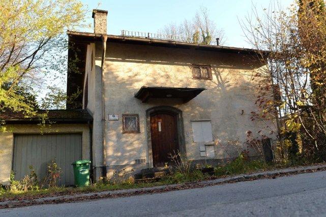 La maison de Cornelius Gurlitt à Salzbourg en... (Photo: AFP)