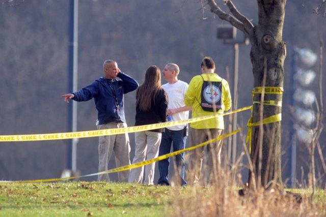L'attaque était terminée vers 07h45, et le suspect,... (Photo: Reuters)