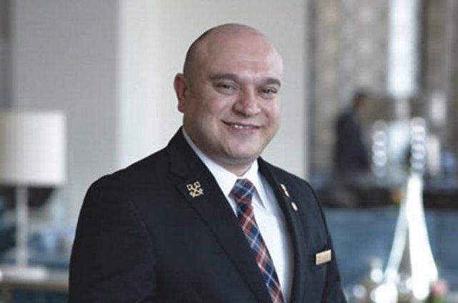 Arturo Ortiz,Chef concierge,Clef d'or,Hôtel St. Regis, Mexico... (Photo fournie par l'Hôtel St. Regis)