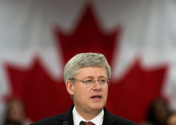 L'auteur soutient que les chefs de partis fédéraux... (Photo Nathan Denette, La Presse Canadienne)