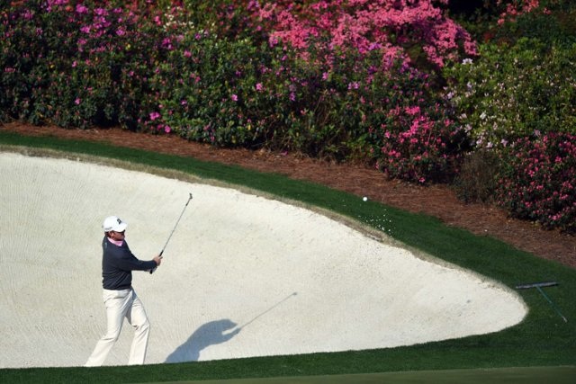 Une rapide promenade au Augusta National permet de comprendre pourquoi il est... (Photo: AFP)