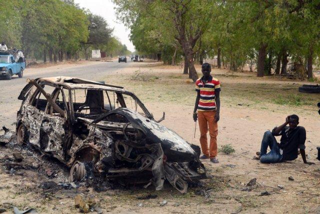 L'insurrection du groupe islamiste radical Boko Haram a... (Archives AFP)