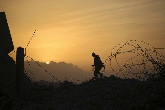 Les premières sanctions pourraient être un début de... (Photo: Reuters)