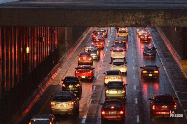 Malgré les chemins de détour balisés planifiés pour... (Photo Bernard Brault, archives La Presse)