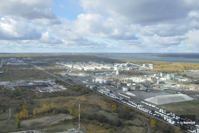 L'entreprise Minéraux rares Quest veut construire deux usines... (Photo: Émilie O'Connor, Le Nouvelliste)