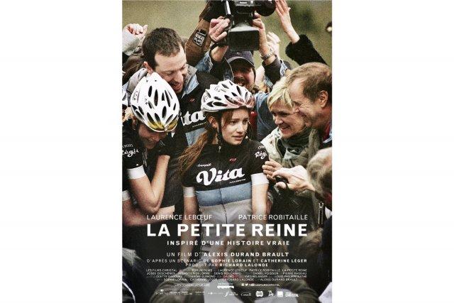 Librement inspiré de la carrière de la cycliste Geneviève Jeanson, le long...