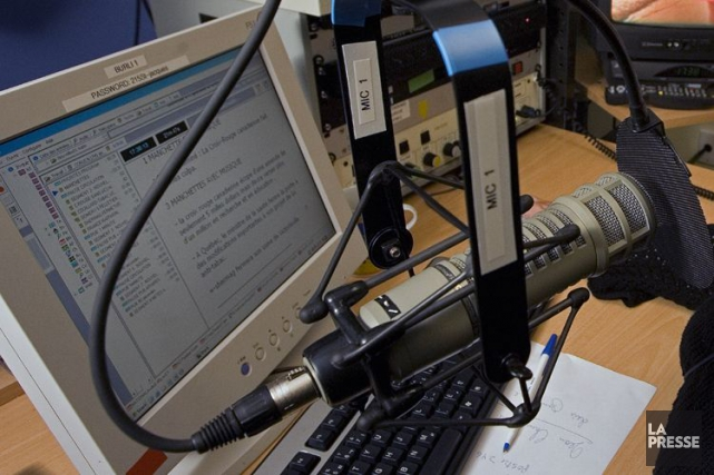 Corus Entertainment (T.CJR.B) a fait état jeudi d'une perte... (Photo André Pichette, archives La Presse)