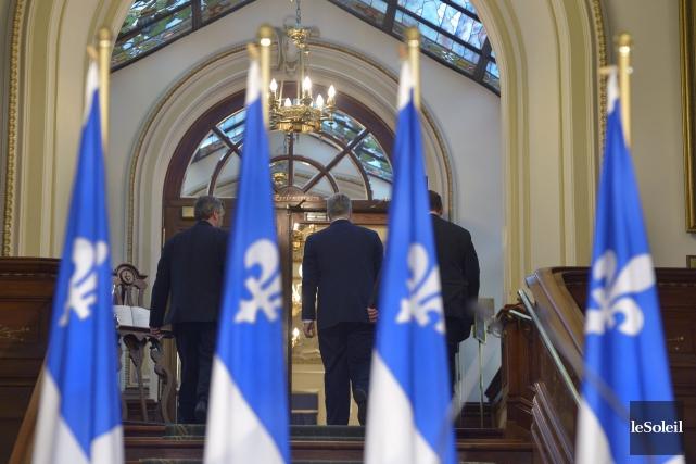 Dans la fonction publique du Québec, la formation... (Photo Jean-Marie Villeneuve, Le Soleil)