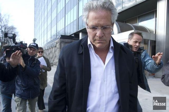 Tony Accurso ne veut pas témoigner à la... (Photo Ivanoh Demers, archives La Presse)