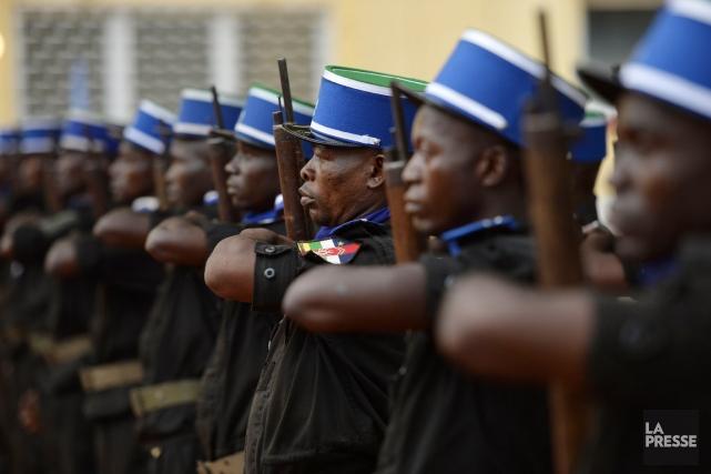 La MINUSCA aura également pour mandat de contribuer... (PHOTO MIGUEL MEDINA, ARCHIVES AFP)