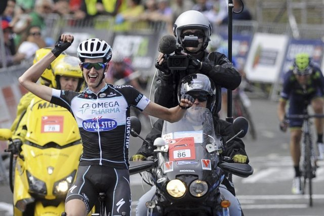Wouter Poels... (Photo AFP)