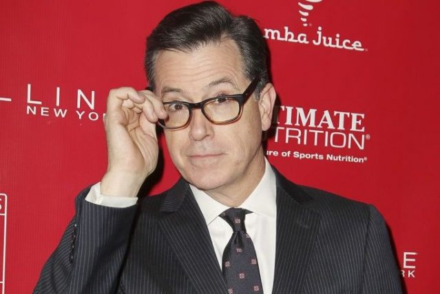 Stephen Colbert... (Photo: archives AP)