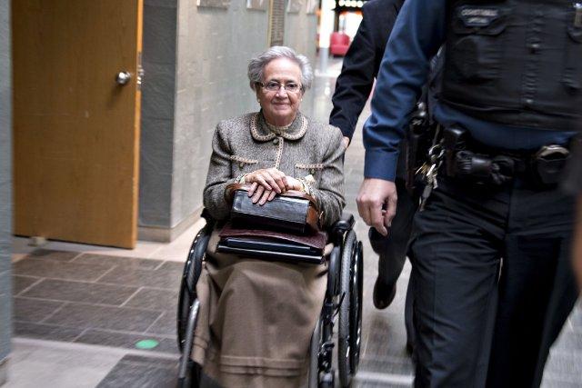 L'ex-lieutenante-gouverneure Lise Thibault... (Photo Jacques Boissinot, PC)