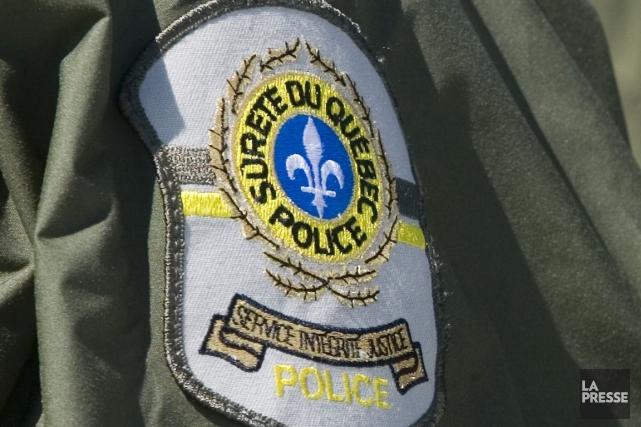 Les pompiers ont appelé la SQ parce qu'ils... (Photo Archives La Presse)