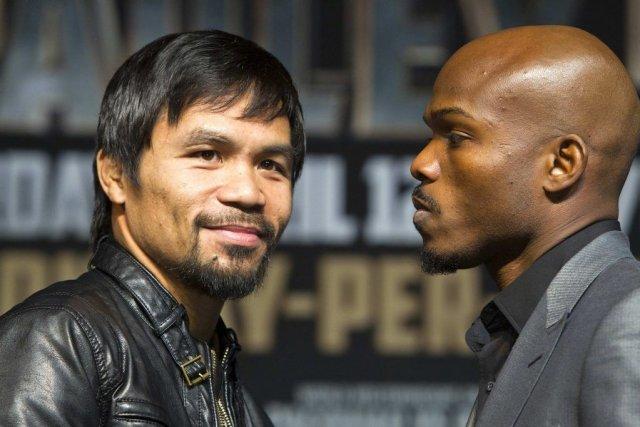 Manny Pacquiao affrontera de nouveau Timothy Bradley, samedi... (PHOTO STEVE MARCUS, REUTERS)
