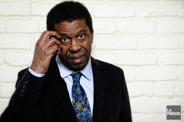 Dany Laferrière... (Photo: Bernard Brault, archives La Presse)