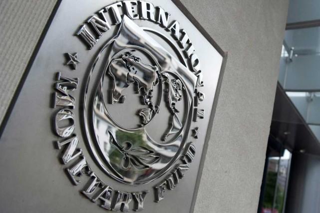 «Nous demandons au FMI d'étendre son soutien en... (PHOTO ARCHIVES AFP)