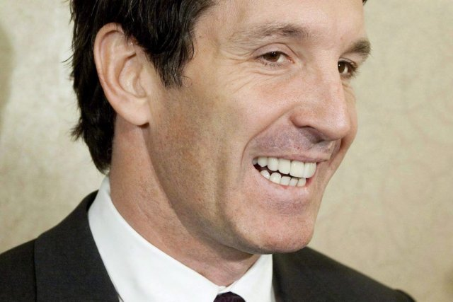 Brendan Shanahan... (PHOTO LA PRESSE CANADIENNE)