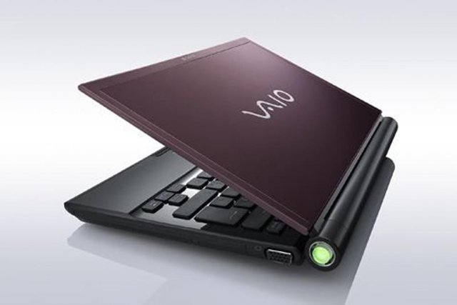 Un ordinateur portable Vaio de Sony.... (Photo fournie par Sony)