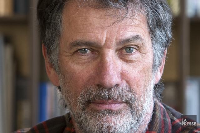 Robert Morin pratique un cinéma sans compromis.... (Photo: Robert Skinner, archives La Presse)