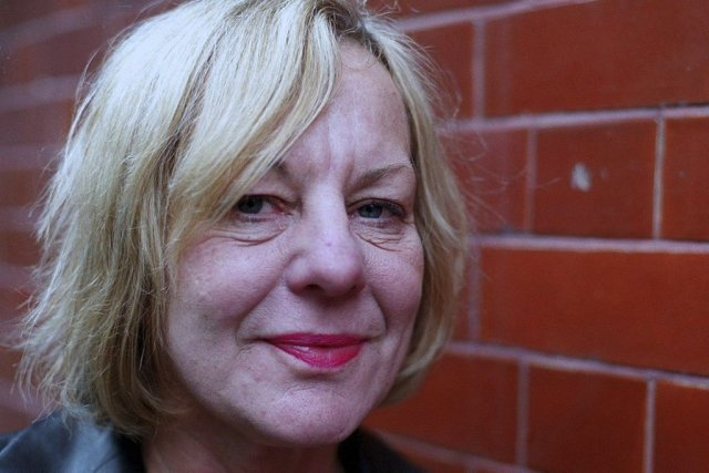 Sue Townsend en 1999... (Photo: archives AP)