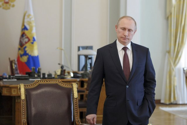 Selon les chiffres des revenus publiés vendredi par... (PHOTO MIKHAIL KLIMETYEV, REUTERS/RIA NOVOSTI/KREMLIN)
