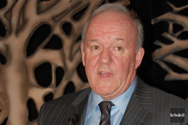 Marc-Yvan Côté en 2008... (Photothèque Le Soleil)