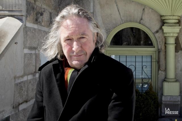 L'auteur et journaliste québécois Louis-Bernard Robitaille habite Paris... (Photo: Alain Roberge, La Presse)