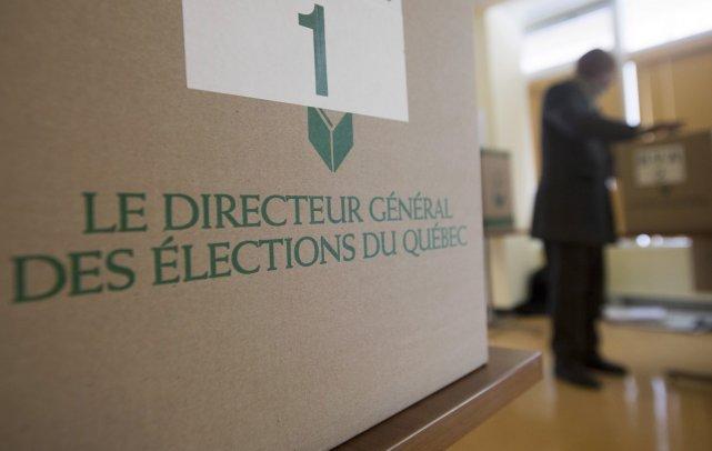 L'acte démocratique de l'électeur ne doit pas survenir... (Photo La Presse Canadienne)