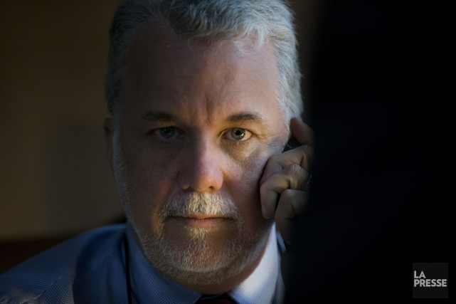 L'auteur appelle le nouveau premier ministre élu du... (Photo Ivanoh Demers, La Presse)