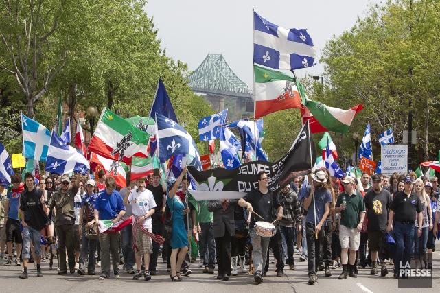 La souverainteté du Québec doit se réinventer pour... (Photo Robert Skinner, archives La Presse)