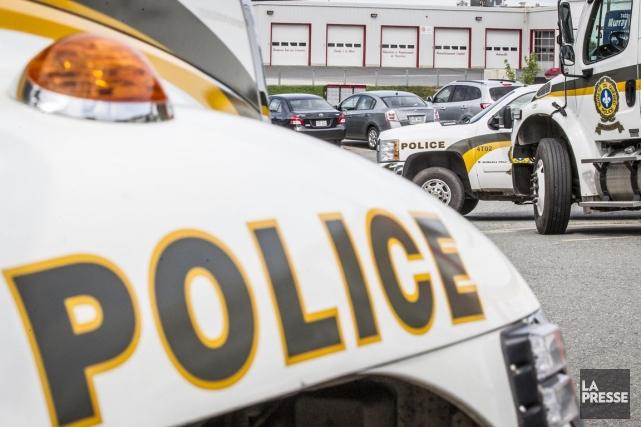 La Sûreté du Québec a été appelée en... (Photothèque La Presse)