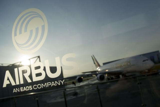 L'offre d'Airbus Defence and Space a été préférée... (PHOTO JOHANNES EISELE, ARCHIVES AFP)