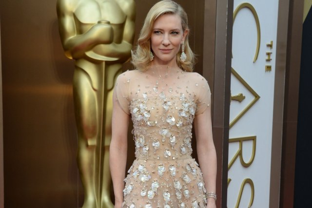 Cate Blanchett... (PHOTO ROBYN BECK, ARCHIVES AFP)