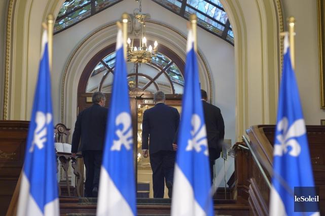 La présidente de l'organisme Pour les droits des... (Photo Jean-Marie Villeneuve, Archives Le Soleil)